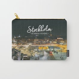 Stockholm   Nordens Venedig Carry-All Pouch