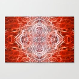 Ring of Fire Canvas Print