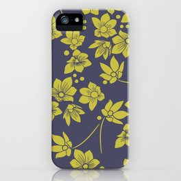 Delicate Collection iPhone Case