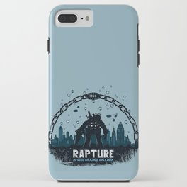 Rapture 1960 iPhone Case