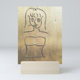 HER Mini Art Print