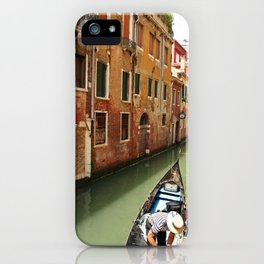 Streets of Venice iPhone Case