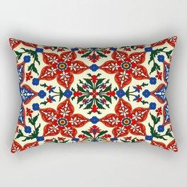 Iznik — Turkish pattern 23 Rectangular Pillow