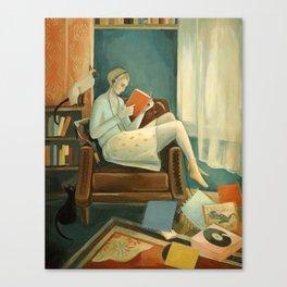 Eleanor's Room Canvas Print