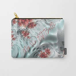 Ma Vie est Belle (My life is Beautiful) Carry-All Pouch