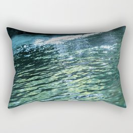 like a rivulet 02 Rectangular Pillow