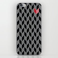 Heart Pattern iPhone & iPod Skin