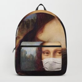 Mona Mask Backpack