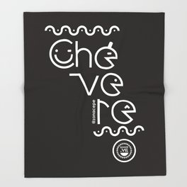 ¡Chévere! Throw Blanket