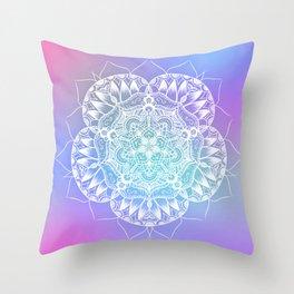 Mandala No. 2 Throw Pillow