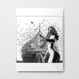 asc 504 - Le saint des saints (The holy of holies) Metal Print
