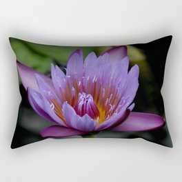 Egyptian Lotus Rectangular Pillow