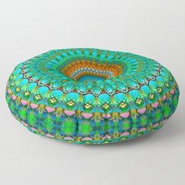Geometric Mandala G388 Floor Pillow