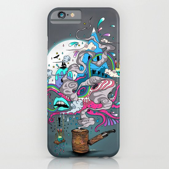 Pipe Dreams iPhone & iPod Case