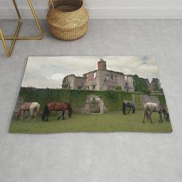 Cumberland Island - Feral Horses Rug