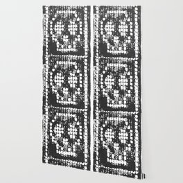 Crochet Impressions: SKULL Wallpaper