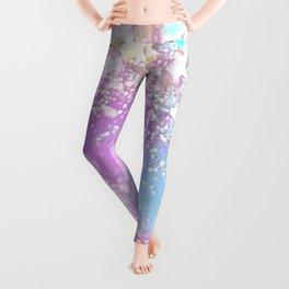 Pastel Kei Galaxy Leggings