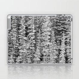 Powdery Pines Laptop & iPad Skin