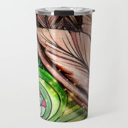 Lucky Flower Travel Mug