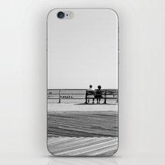 Brighton Beach iPhone & iPod Skin