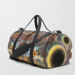 Crescent Mead Moons Duffle Bag