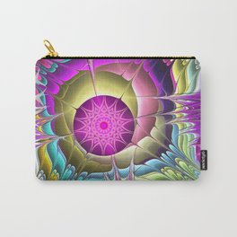 Star burst Carry-All Pouch