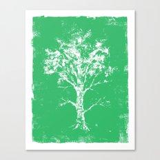 Green Tree Canvas Print