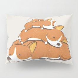 Comfy Bed - CORGI Pillow Sham