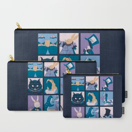 Alice pop Carry-All Pouch