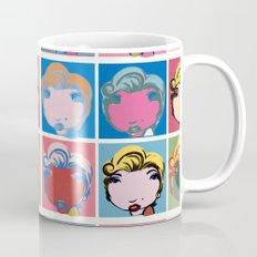 9x Marilyn  Mug