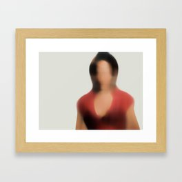 Checkpoint (study) Framed Art Print