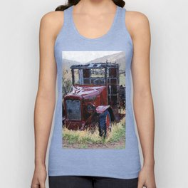 Days Gone By Unisex Tank Top