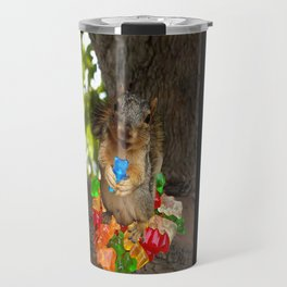 What Gummy Bears? Travel Mug