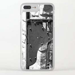 Devils and Dust Clear iPhone Case