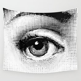 Lina Cavalieri Eye 01 Wall Tapestry