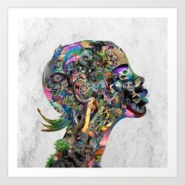 Myriad Art Print
