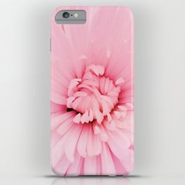 Chrysanthemum heart iPhone Case