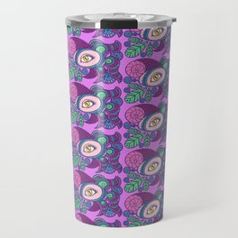Eye in the shell IV Travel Mug