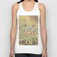 golden Tank Tops featuring Golden by Maggie Green