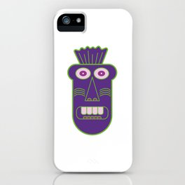 Animals monkey iPhone Case
