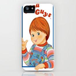 Child's Play - Good Guys - Chucky iPhone Case