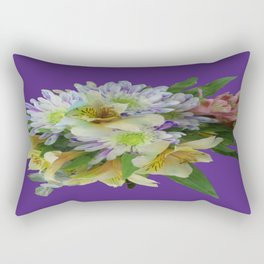FLORAL BOUQUET Rectangular Pillow