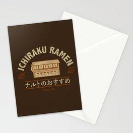 ichiraku ramen v2 Stationery Cards