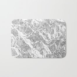 Call of the Mountains Bath Mat