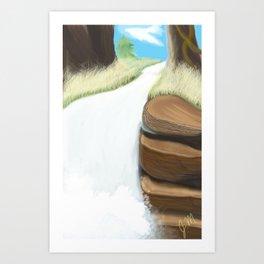 Naturalize Art Print