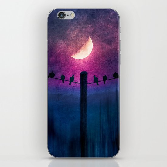 Symphony (colour option) iPhone Skin