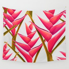 flowers fantasia Wall Tapestry