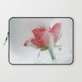 Ice cold rose Laptop Sleeve