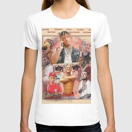 Rap Legends T-shirt