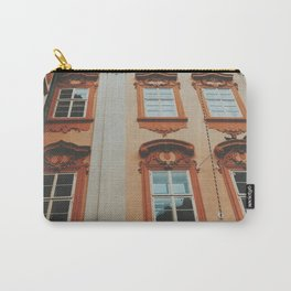 Pastel Prague Carry-All Pouch